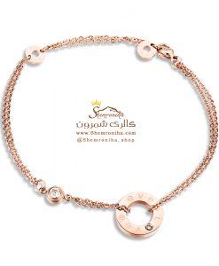 دستبند زنانه بولگاری