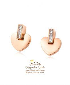 گوشواره زنانه قلب