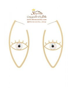 گوشواره زنانه چشم