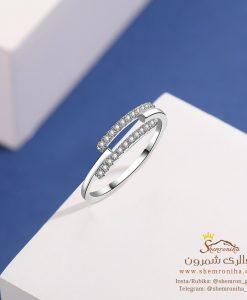 انگشتر نقره زنانه سیلور