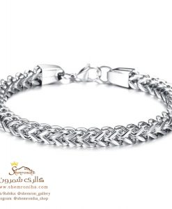 دستبند مردانه کارتیر سیلور BNG579S0